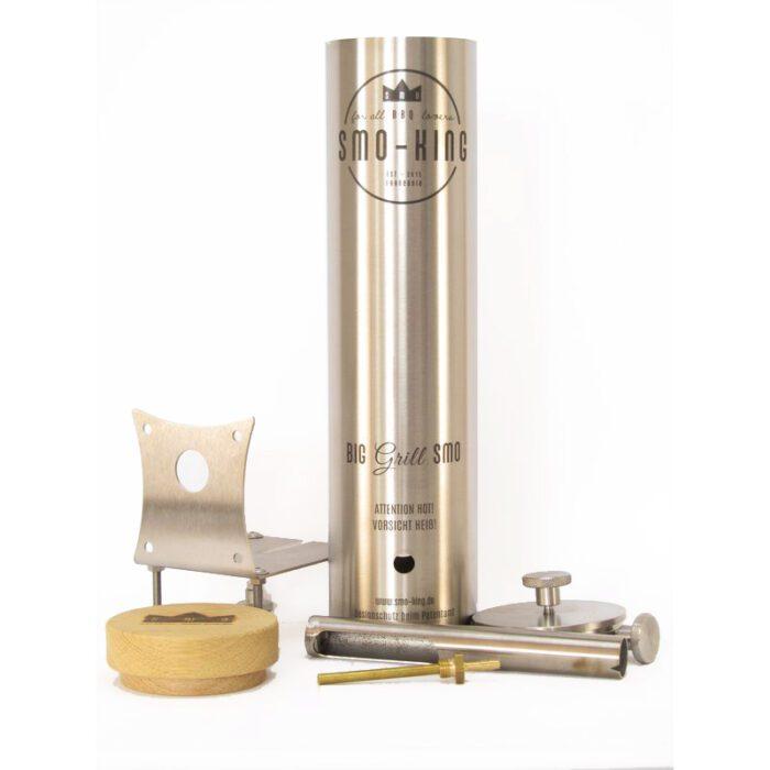 BIG-Grill-SMO 1,25 Liter mit 230 Volt Membranpumpe STARTER-SET