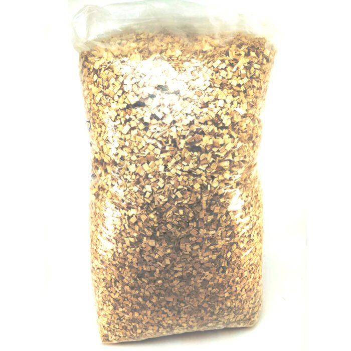Smo-Woodchips Sackware Buche 15kg